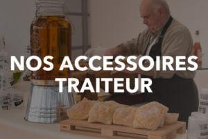 Accessoires traiteurs