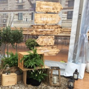 location photo Mobiliers décorations événement agence mariage réception